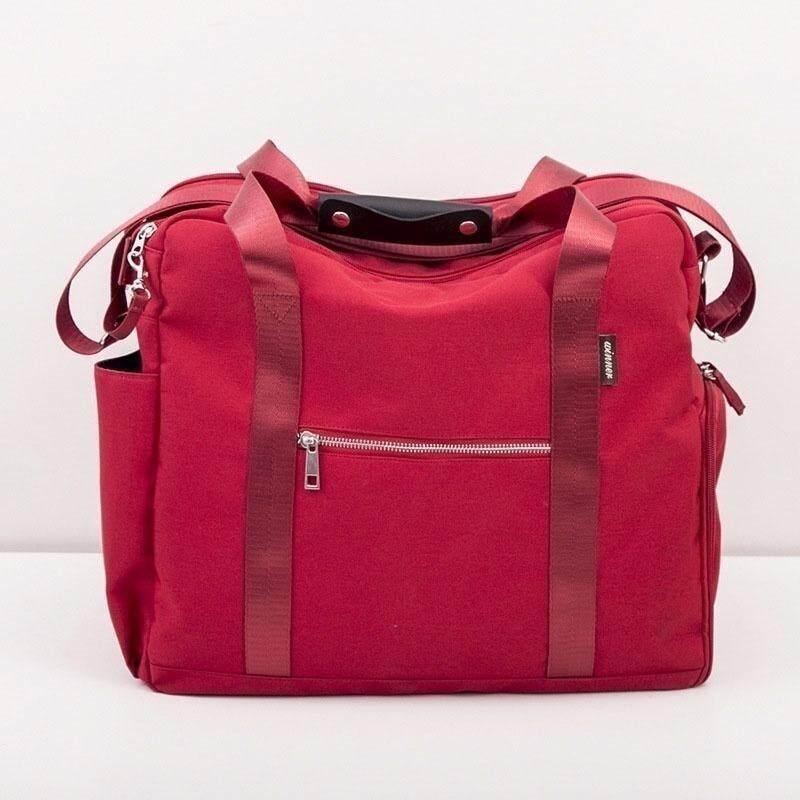 Travel Bag with High Capacity Storage Duffle Bag Single Shoulder Diagonal  Span for Men Women e8d583c92ae86