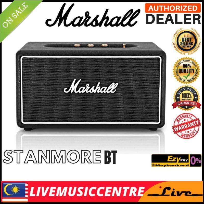 Marshall Stanmore BT Speaker Amplifier Classic Line Malaysia