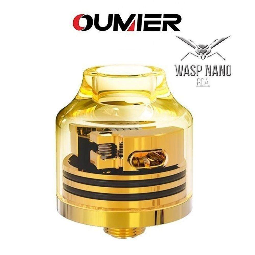 Sell Genuine Oumier Wasp Cheapest Best Quality My Store Authentic Nano Rda 22mm By Oumiermyr75 Myr 79
