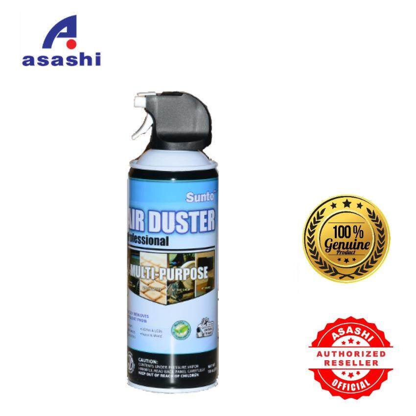 Duster Ultra Duster Canned Air Tiny Tech-with nozzle (Only Peninsular) Malaysia