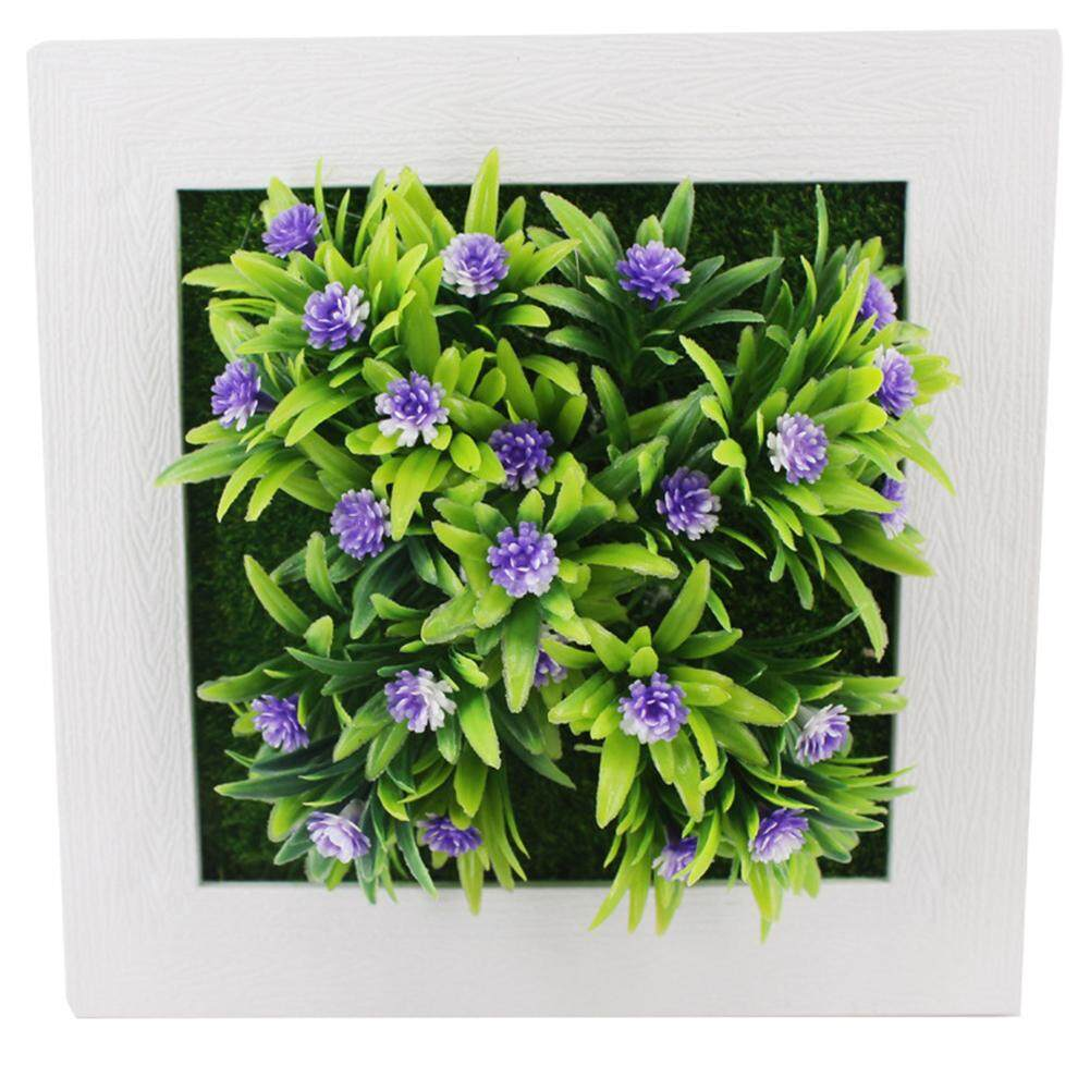 Simulate Plant Photo Frame Wall Ornament Home Office Hotel Decoration Specification:40a By Fashion Cabinet.