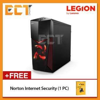 Lenovo Legion Y520T-25IKL 90H7005SMI Gaming Desktop PC (i7-7700 4.20GHz,8GB,1TB+128GB,GTX1050Ti-4G,W10)