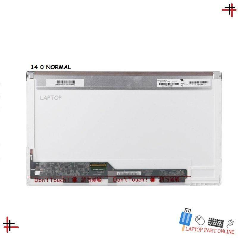 REPLACEMENT  TOSHIBA Satellite L840 L845 C640 Laptop LED Screen Panel Malaysia