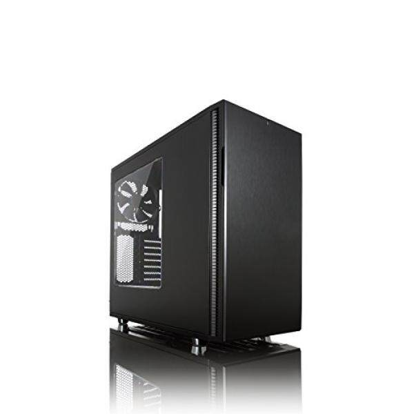 [From.USA]Fractal Design Computer Case FD-CA-DEF-R5-BKO-W B00X13Z756 Malaysia