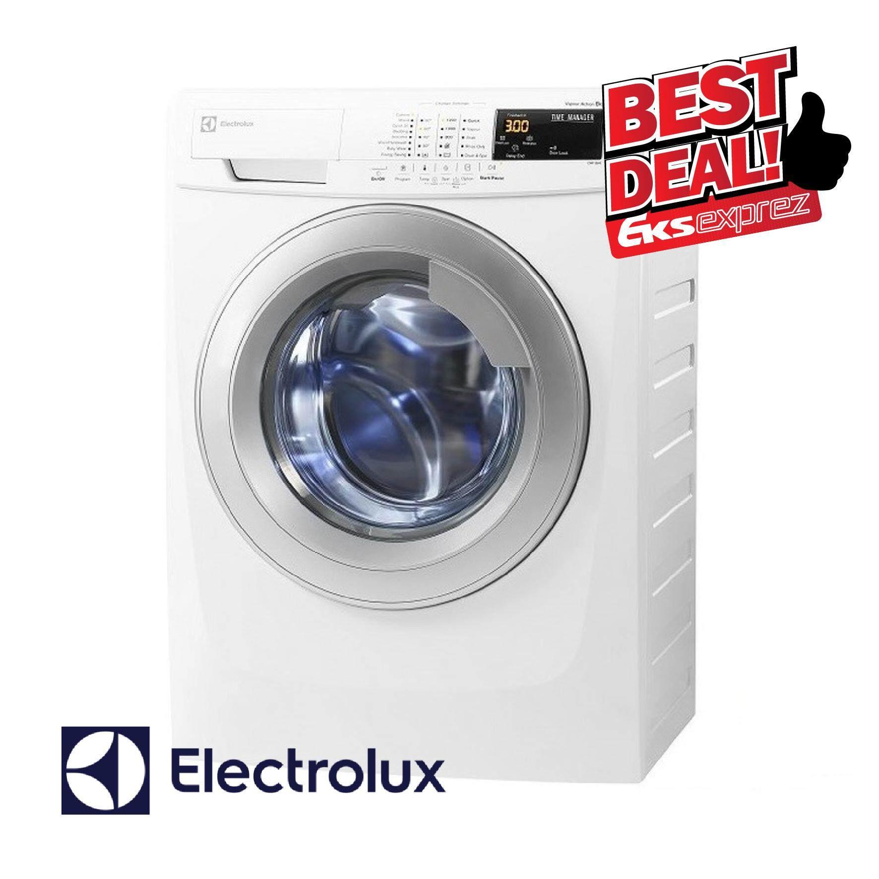 Electrolux 8kg Vapour Care Washing Machine EWF12844