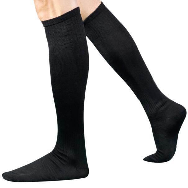 698176dc6ef0 Rainny Men Sport Football Soccer Long Socks Over Knee High Sock Baseball  Hockey