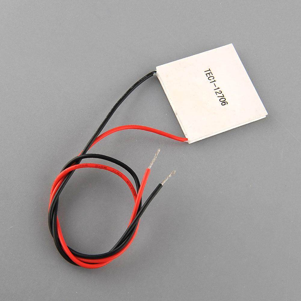 mingrui New 12V TEC1-12706 Heatsink Thermoelectric Cooler Cooling Peltier 1PCS White Malaysia