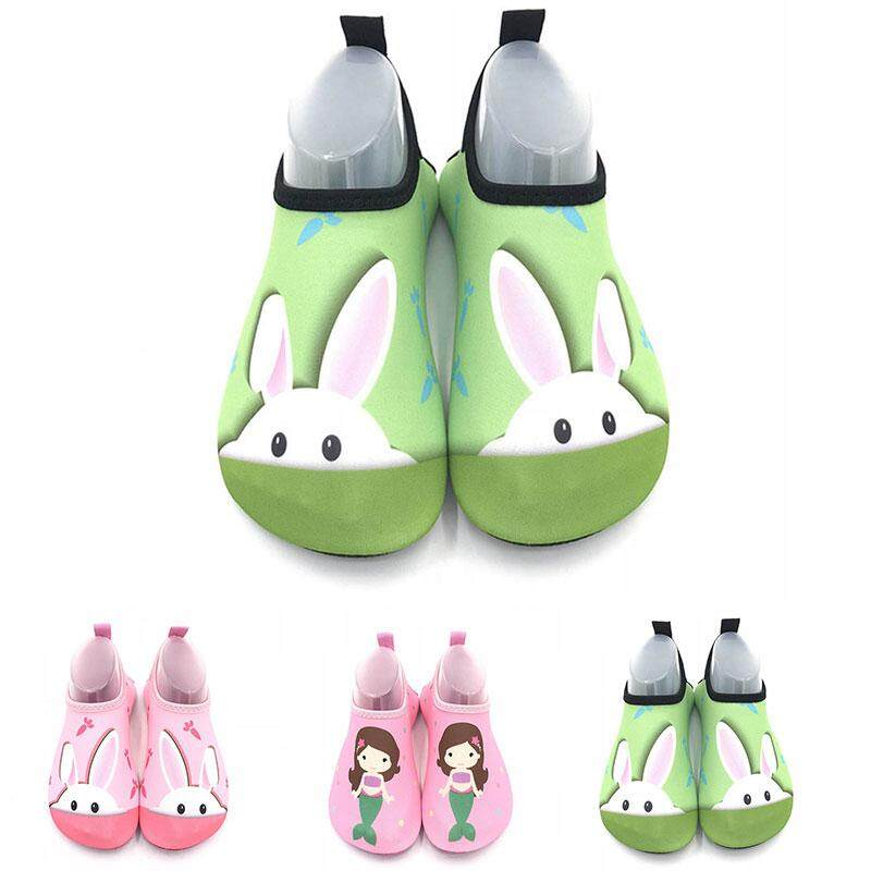 Victory Diving Boots floor shoes, spring and summer autumn swimming shoes, baby cartoon,