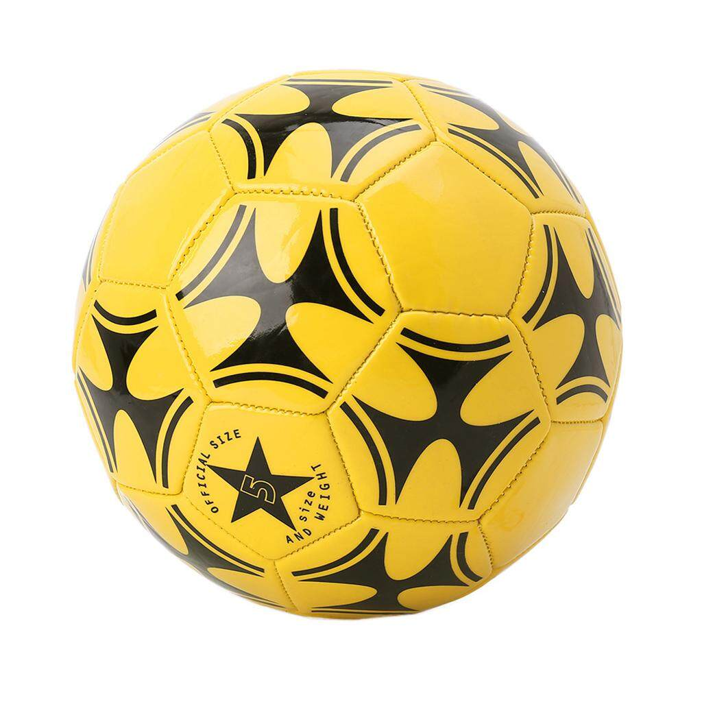 World Cup Training Equipment Football Size 5 Game Match Pvc Sewing Soccer Ball By Fenglin-La.