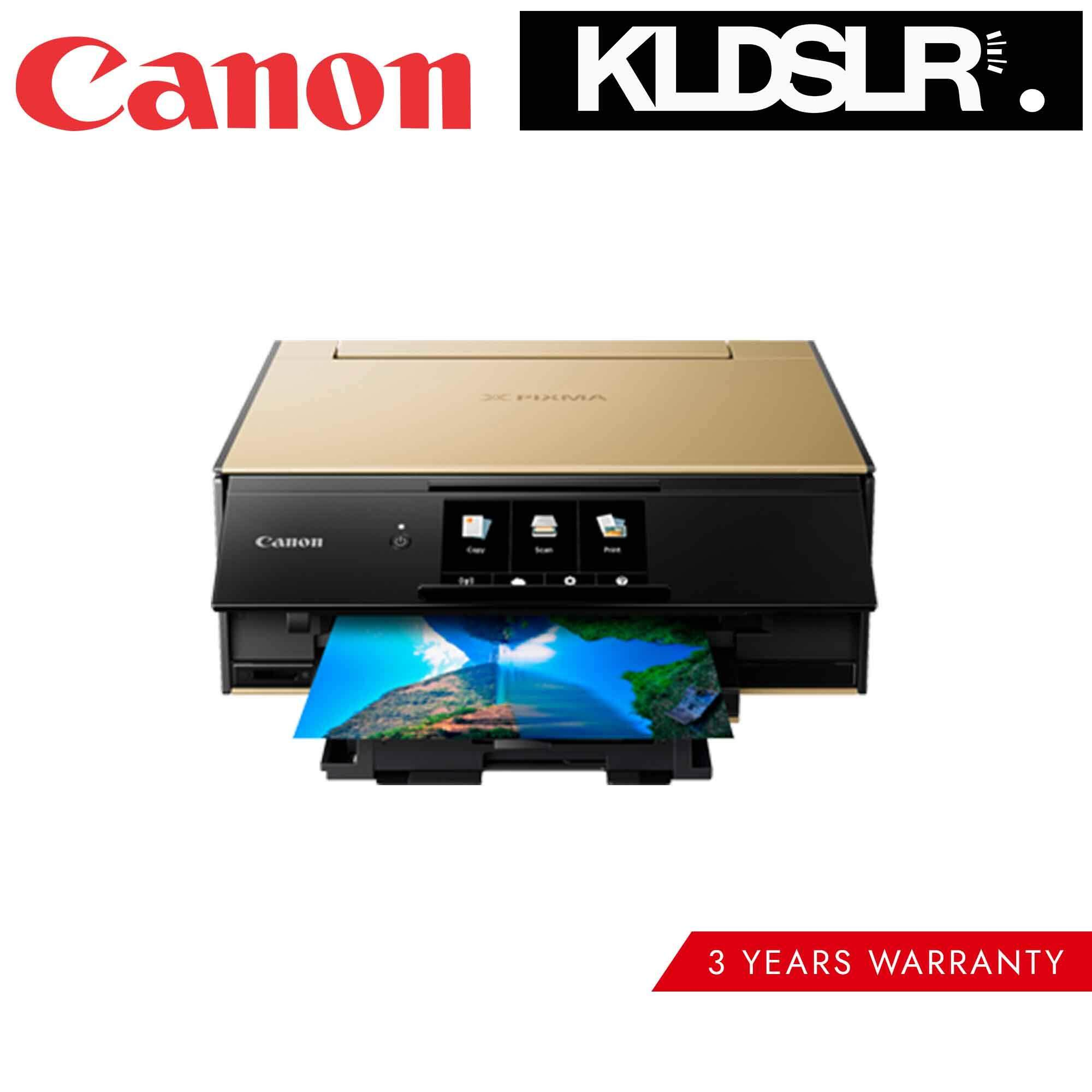 Canon Printers Malaysia Inkjet Printer Pixma G4010 Print Scan Copy Fax Wifi Ts9170 All In One Wireless Gold