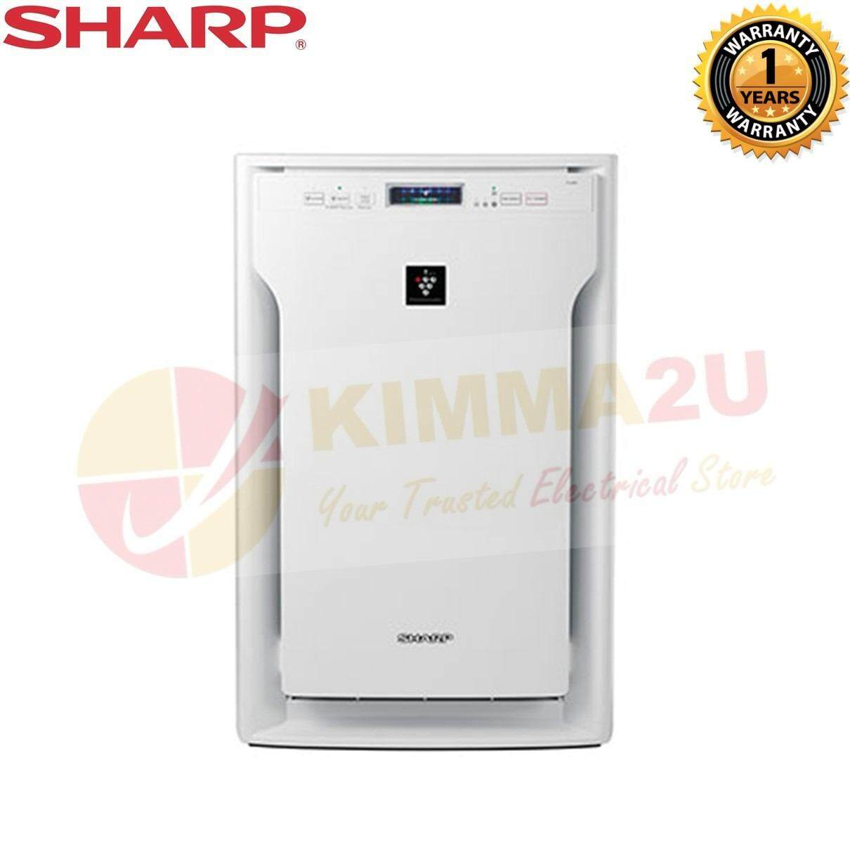 (AUTHORISED DEALER) SHARP JAPAN FUA80EW PLASMACLUSTER AIR PURIFIER (WHITE)