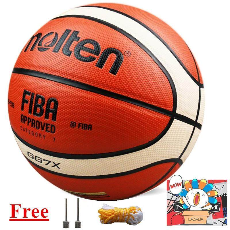 Molten Gg7x Basketball Size7 Pu Leather By Global Top Selling.