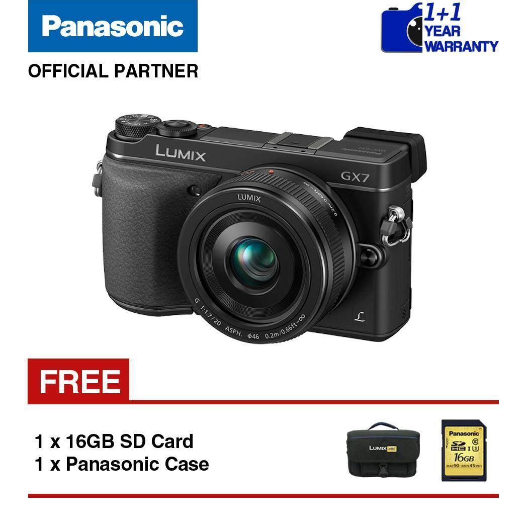 Info Harga Panasonic Lumix Dmc Tz 80 Black Termurah 2018 Lenovo All In One Aio 310 Fock00 05id White Point Shoot Cameras Price Malaysia Gx7c 20mm F17 Lens