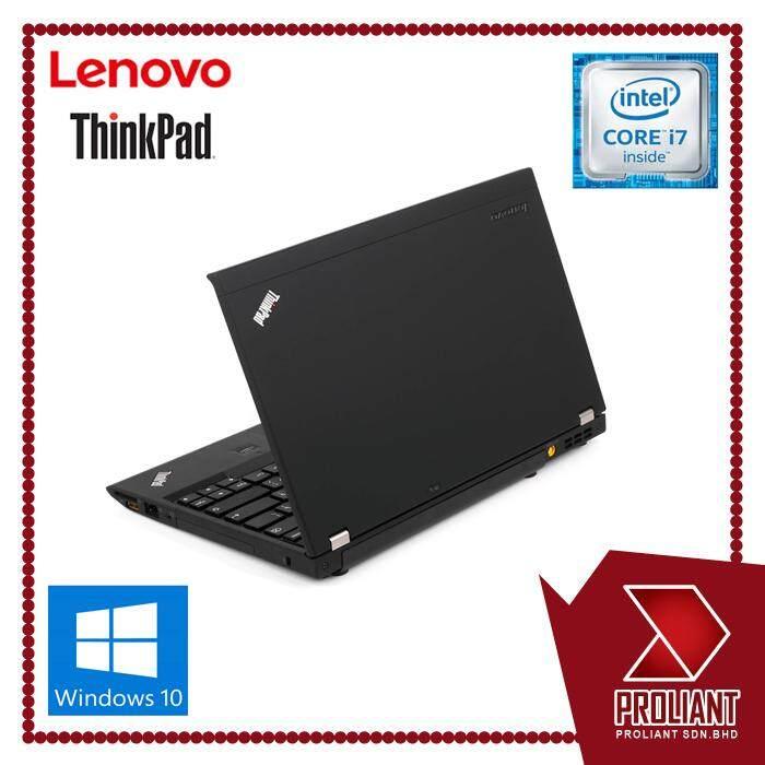 LENOVO THINKPAD X230 [ CORE I7  V-PRO / 12.5 / 4GB DDR3 / 320GB HDD ] Malaysia