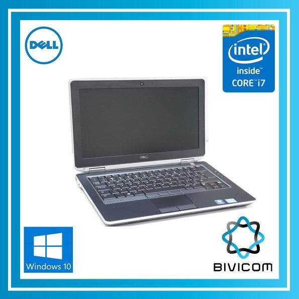 DELL LATITUDE E6330 - CORE I7 PROCESSOR/ 4GB RAM/ 320GB HDD/ W10PRO [REFURBISHED] Malaysia