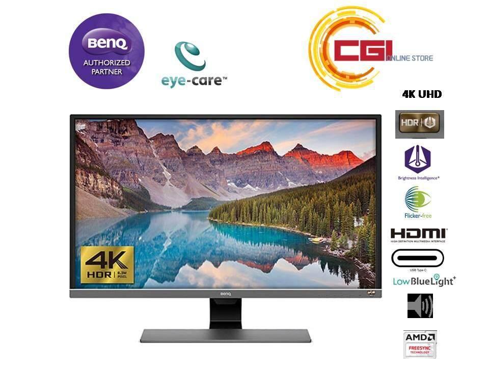 BenQ 31.5 EW3270U 4K HDR Video Enjoyment Monitor Malaysia