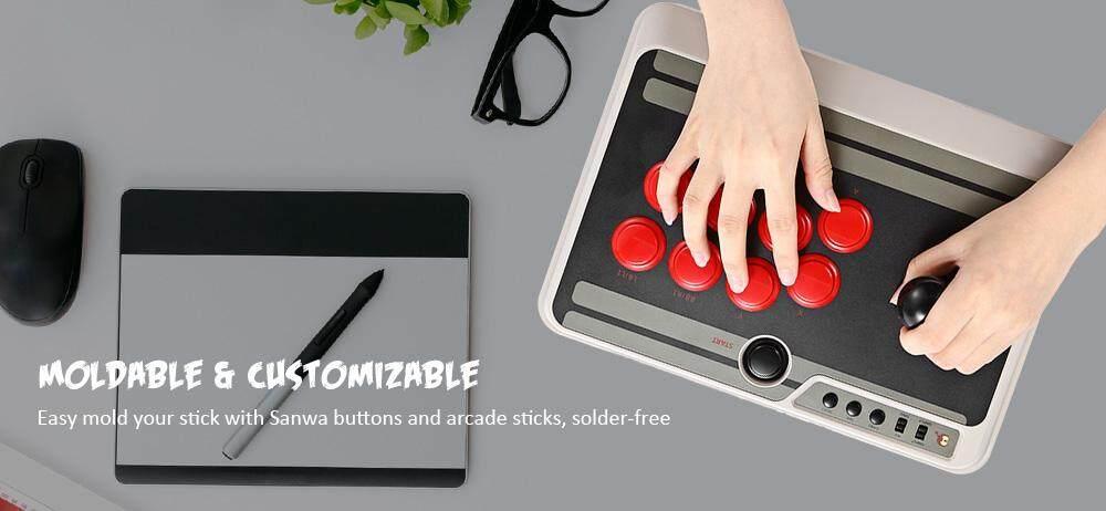 8Bitdo N30 Customizable Bluetooth Arcade Game Stick