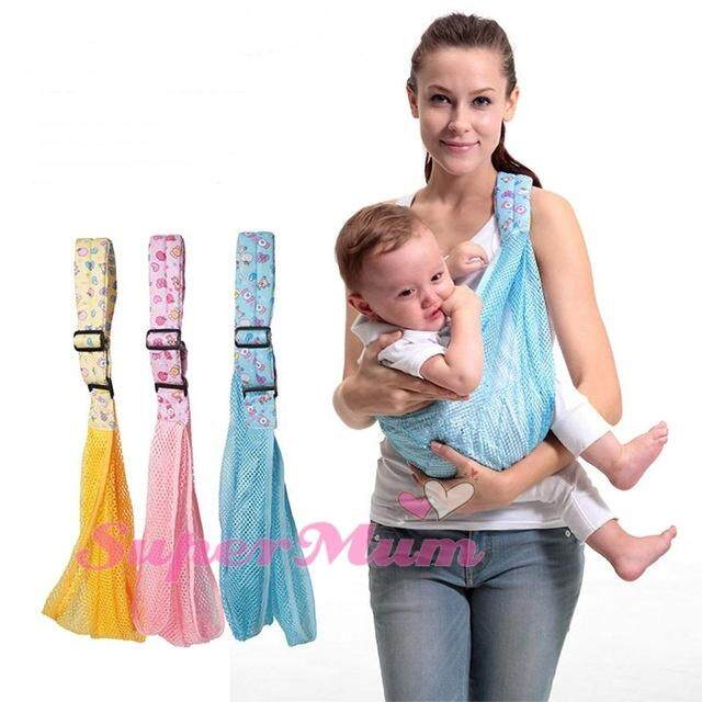 Infant Sling Ventilation Net Baby Carrier By Supermum.