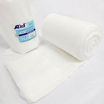 Aros Combined Dressing Roll (gamgee Roll)-500g By Healthcare Shop.