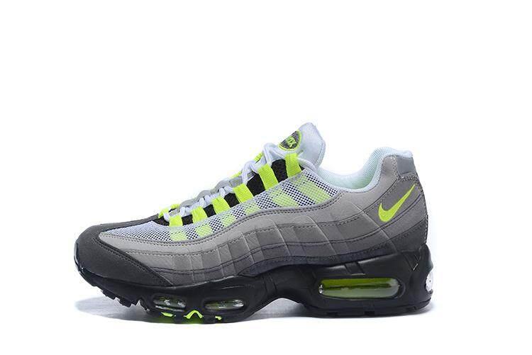 sports shoes 3e1ab 87b75 ... switzerland nike air max 95 mens essential running shoes a15ca 56d55
