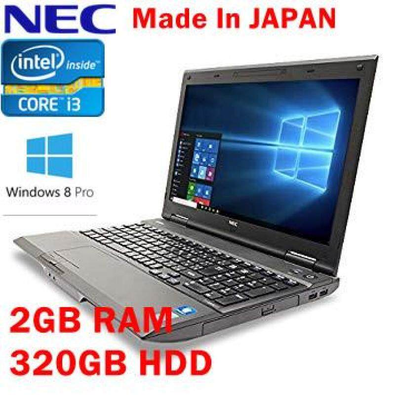 (REFURBISHED)NEC VersaPro I3 / Intel® Core™ i3-4000M processor / 2GB DDR3 RAM / 320GB SATA SSD / 15.6- INCH LCD Malaysia