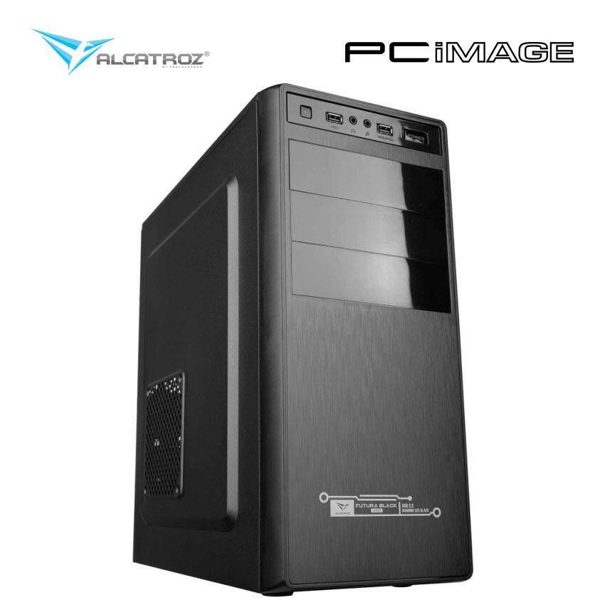 ALCATROZ FUTURA BLACK 3000 PC CASING Malaysia