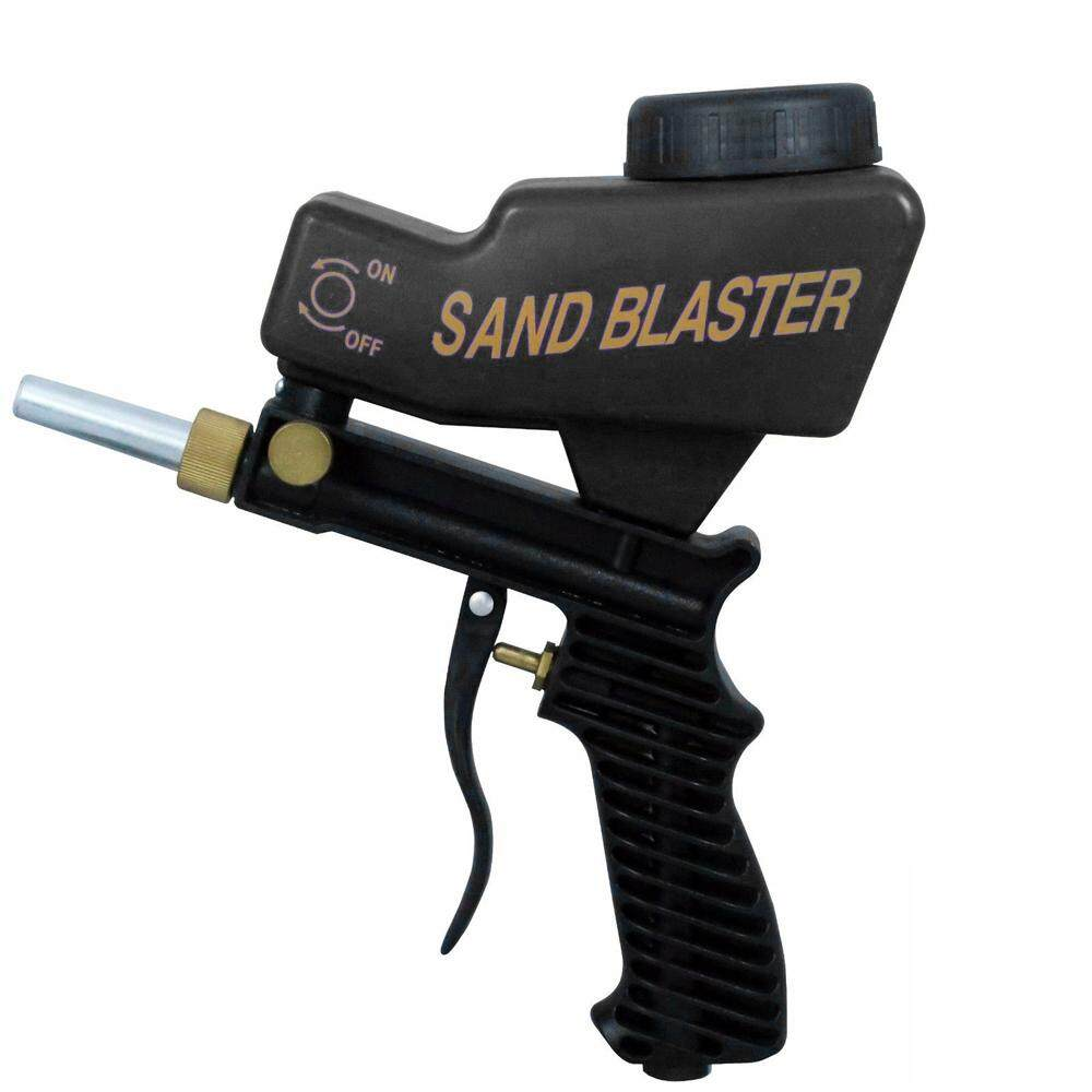 Small Size Easy Carring Rust Protection Air Spot Sand Blaster Gravity Type Spray Mechine