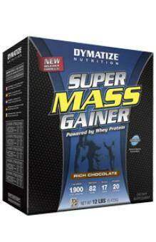 Super Mass Gainer 12lbs Rich Chocolate