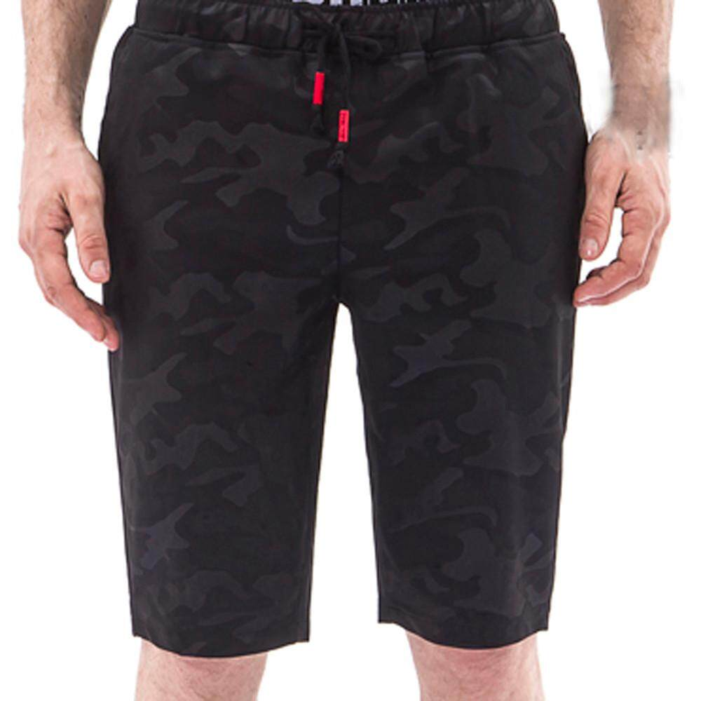 7904f28d4459b7 chinastorenie Men Camouflage Overalls Casual Pocket Beach Work Casual Trouser  Shorts Pants