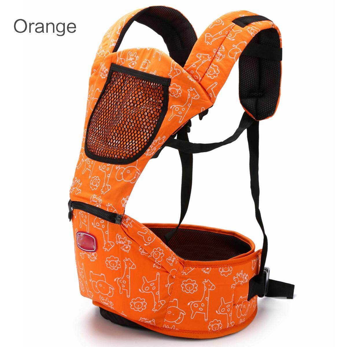 Baby carrier Multifunctional Baby Hip Seat Carrier Breathable Adjustable Carrier