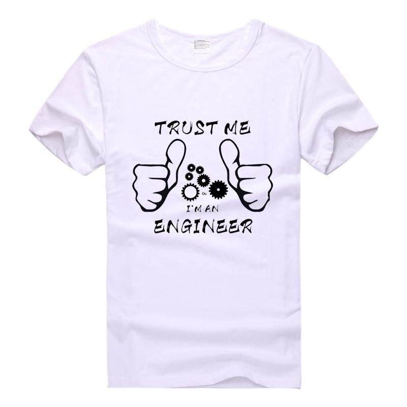 e25a3e83061 Trust Me I Am An Engineer Printed Tee Shirt Men Casual Short Sleeve T Shirt  Summer