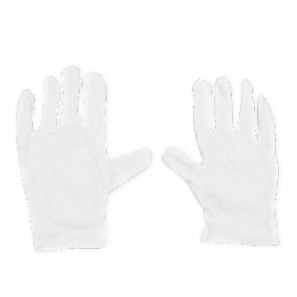 Yunmiao White Soft Lint-Free Performance Gloves For Saxophone Trumpet Flute Clarinet Marching Bands By Yantai Yunmiao Dianzi Shangwu Ltd.