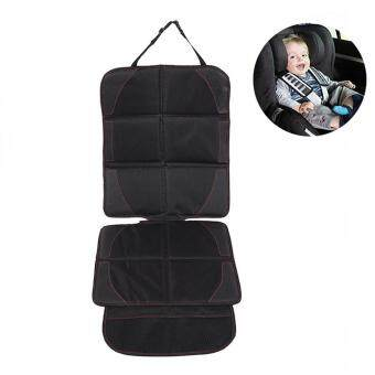 Bandingkan NiceEshop Car Seat ProtectorChild Non Slip Protection PadSeat Protector Under SeatLeather Matblack Red Line
