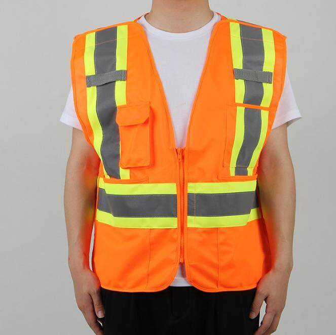 Safe construction of anti-glare clothing ( good quality and quick delivery )