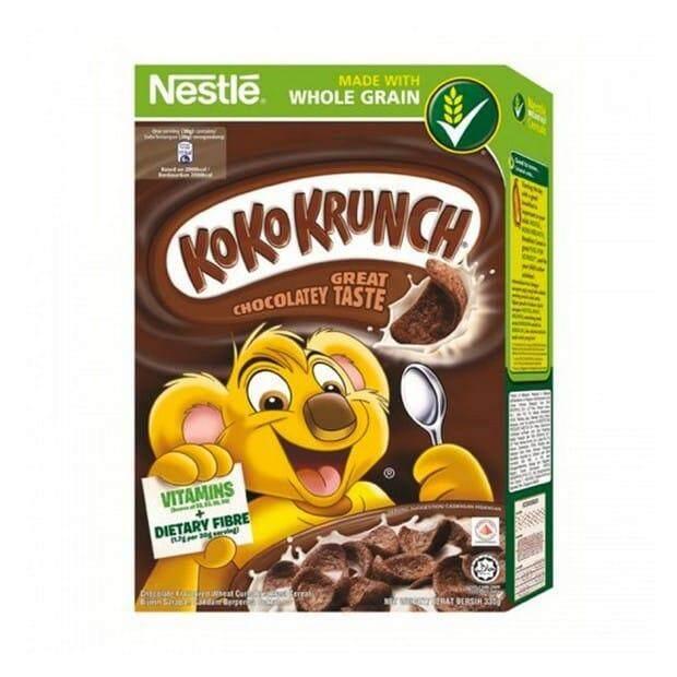 Nestle Koko Krunch Cereal 330g By Songmart Official Store.