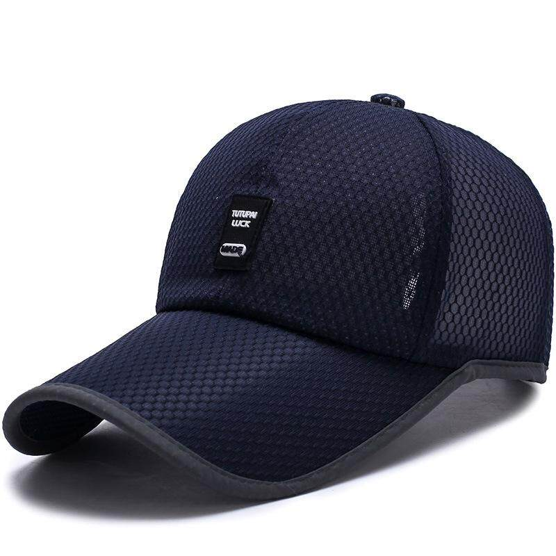 11d830e53e5 Outdoor Riding Hat Middle-aged Cap Fashion Hip Hop Hat Baseball Golf Hat