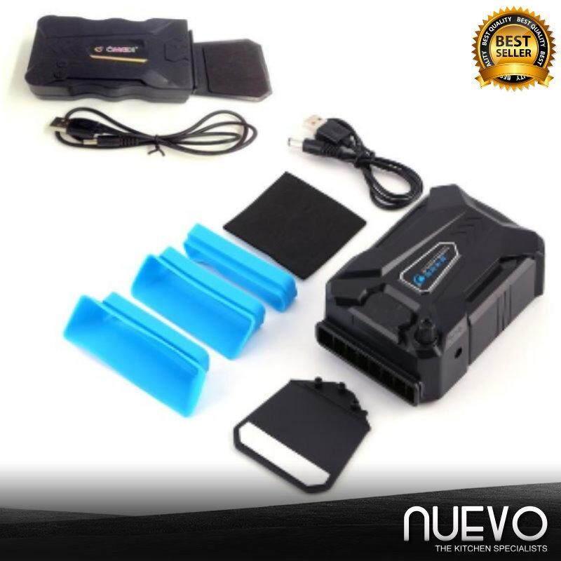 Nuevo USB Notebook Idea Turbo Cooler Exhaust Fan R-300 (Black) Malaysia
