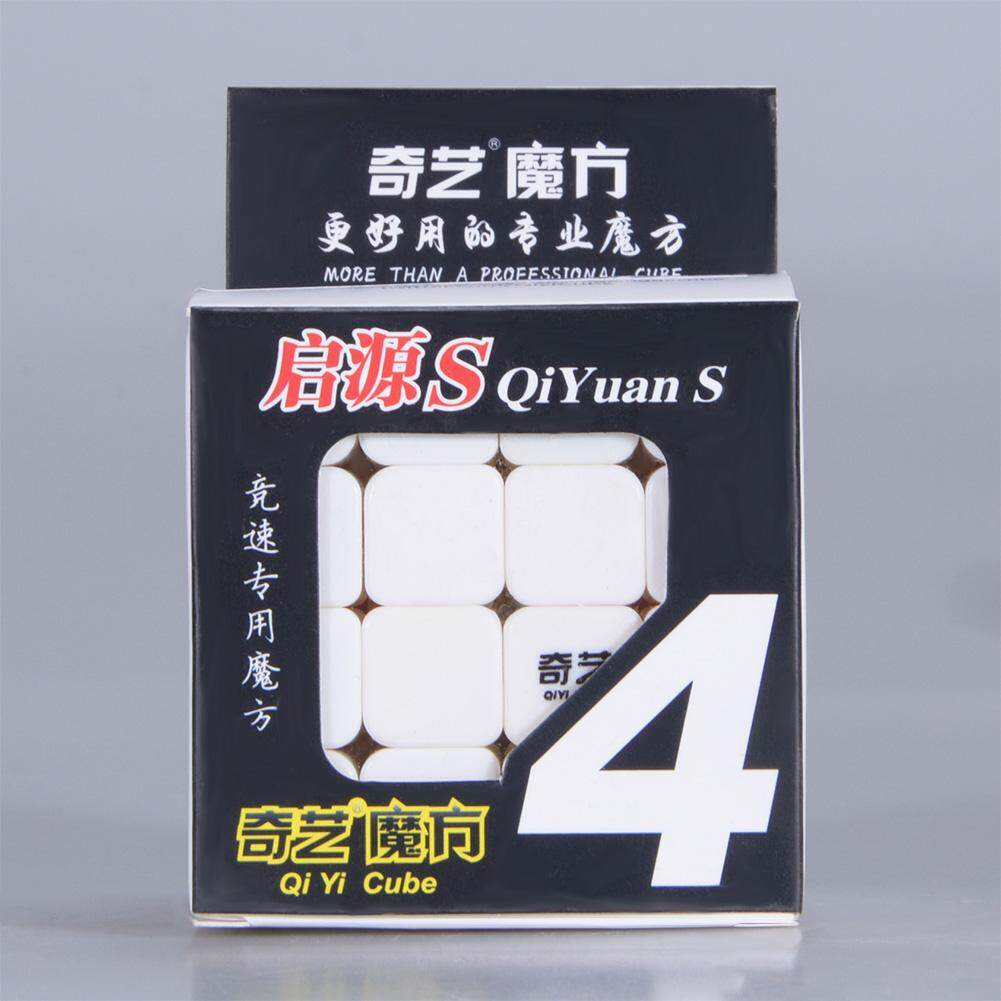 Brain Teaserless G4 Magic Cube 4x4 Stickerless Twisty Puzzle Competition Speed Cube True Color By Lian99 Mall.