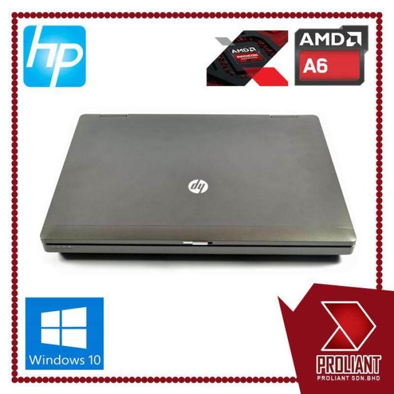 HP PROBOOK 6475B [AMD-A6 4GBRAM  AMD ATI RADEON] GAMING GRAPHIC Malaysia