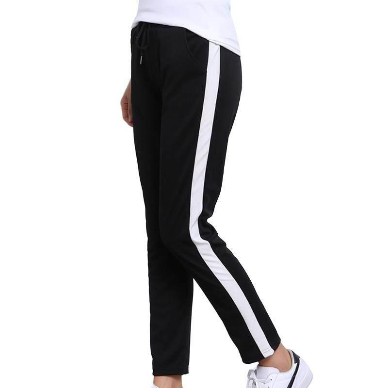 deab2664a4fa1b Suke Autumn Women Casual Sports Harem Pants Loose Fit Gym Jogger Ninth  Trousers