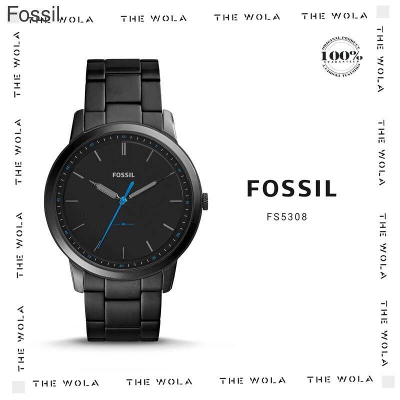 FOSSIL CASUAL MEN WATCH FS5308 Original & Genuine (2 Years Warranty) Malaysia