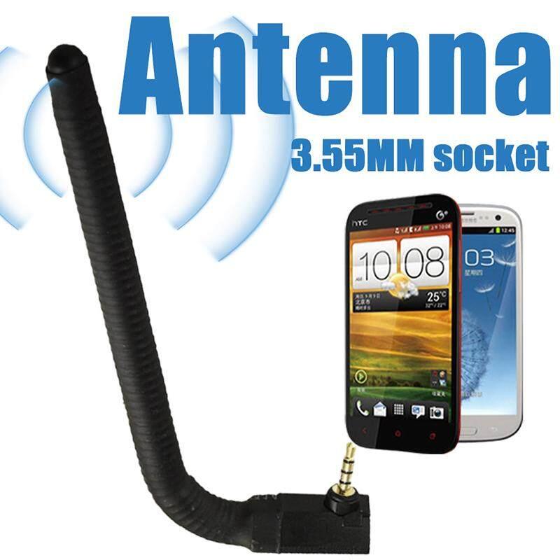 Risoo AV TV FM Radio GPS Antenna 3G 6dBi Antenna For Mobile phone 3 5mm  External Wireless Signal Booster Outdoor