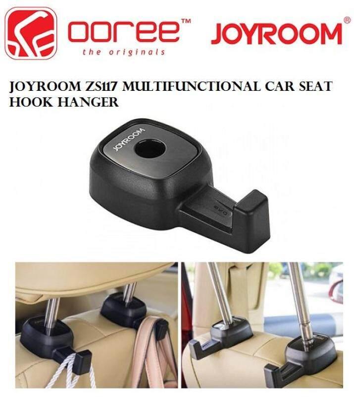 GENUINE Joyroom ZS117 Interior Car Accessories 2 Pcs Portable Seat Purse Hook The Bag Organizer Holder
