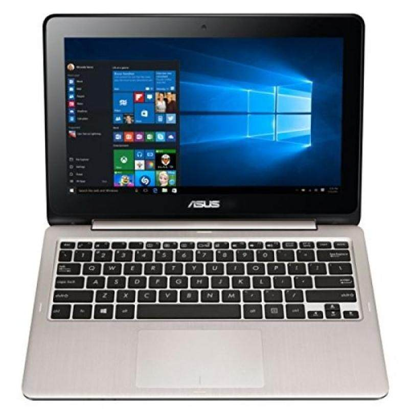 ASUS VivoBook Flip TP200SA-DH01T 11.6 inch display Thin and Lightweight 2-in-1 HD Touchscreen Laptop, Intel Celeron 2.48 GHz Processor, 4GB RAM, 32GB EMMC Storage, Windows 10 Home Malaysia