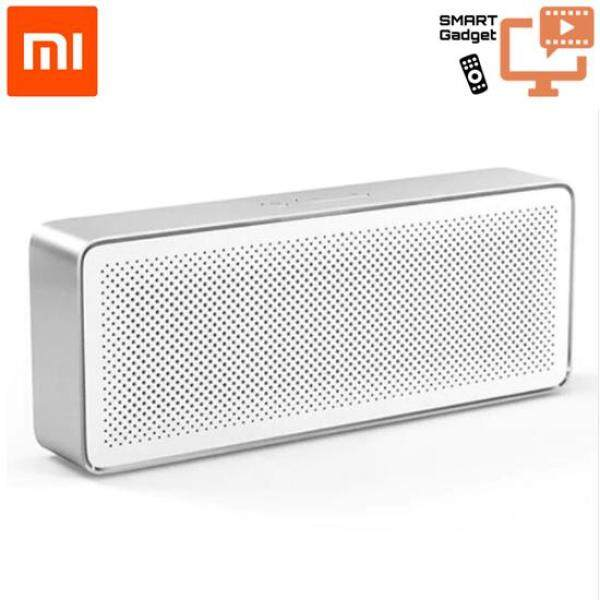 Original Xiaomi Mi Square Box 2 Stereo Bluetooth 4.2 Speaker AUX Malaysia