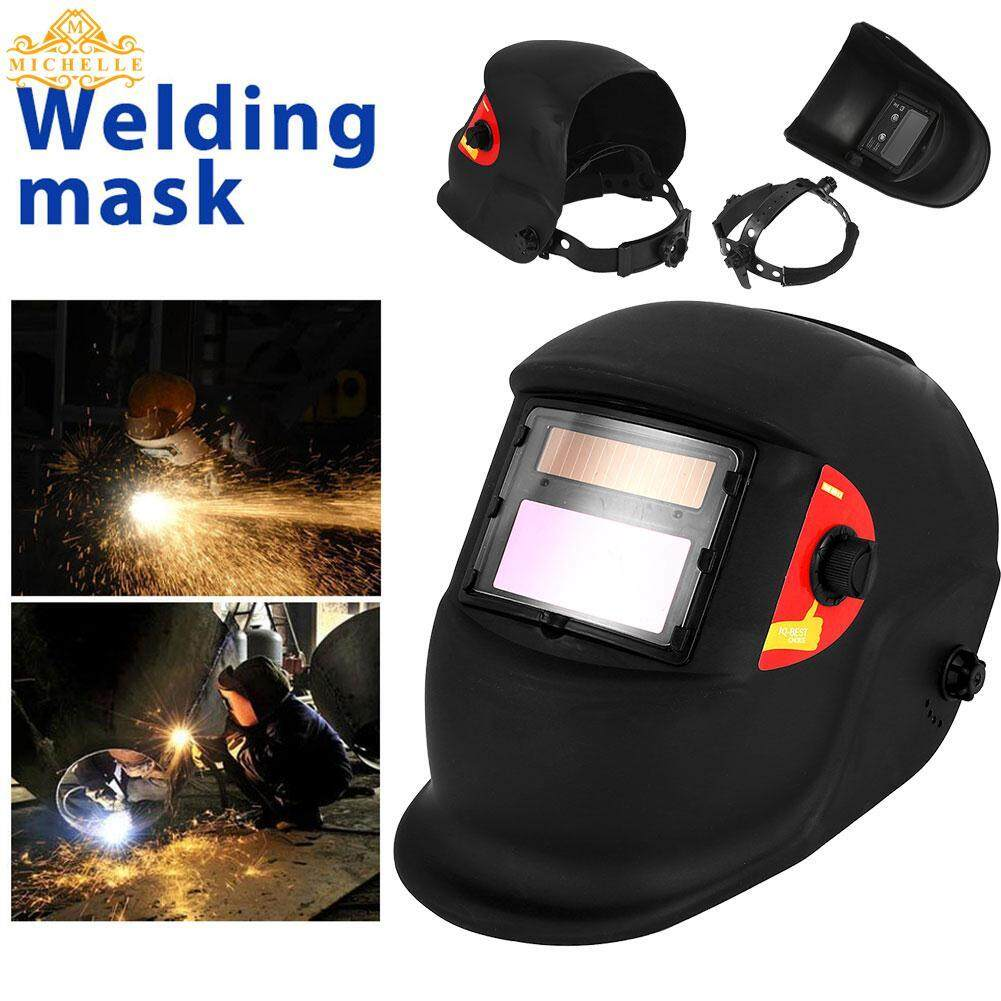 Darkening Welding Welding Mask Durable Convenient 1/25000 Solar