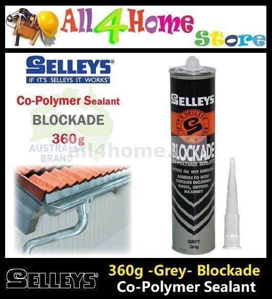 360g SELLEYS Blockade Co-Polymer Sealant