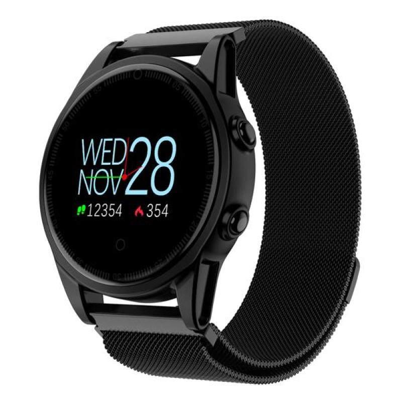 MAFAM Heart Rate Tracker 2.5D Tempered Glass IP67Waterproof OLED Colorful Screen Blood Pressure Monitor Smart Wristband Malaysia