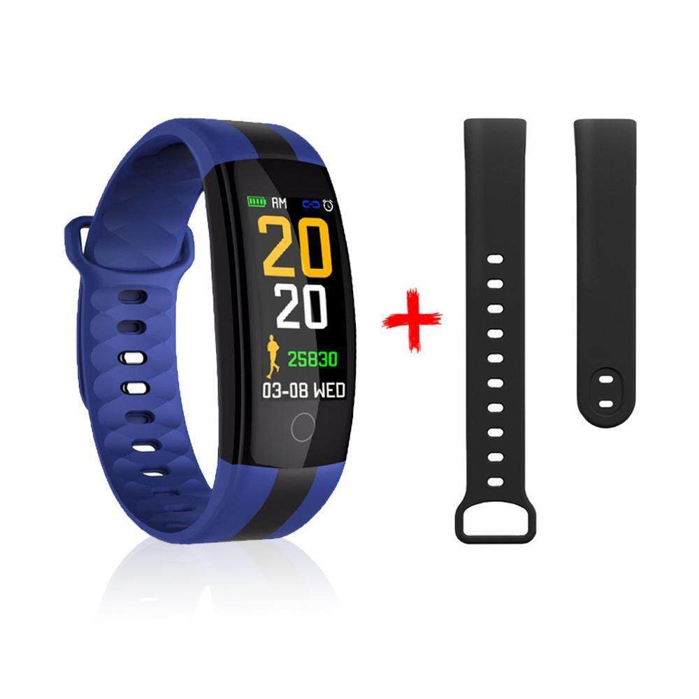 Smart Watches Buy At Best Price In Malaysia Www Jam Tangan M2 Health Bracelet Free Shipping Qs01 Bluetooth Watch Band Ip67 Waterproof Blood Pressure Heart