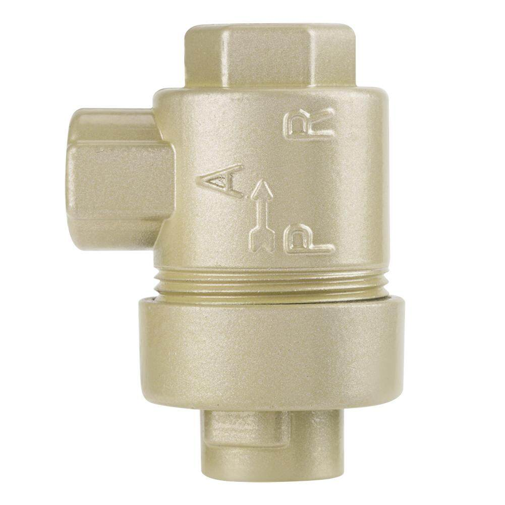 Threaded 3/8 BSPT Aluminum One-way Quick Exhaust Air Pipe Valve Replacement Accessory